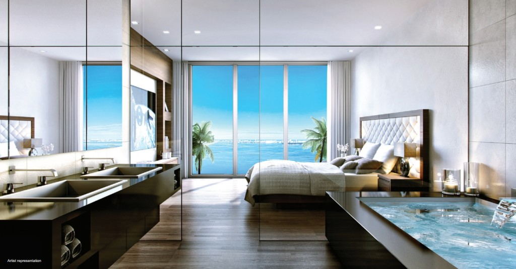 Gran Paraiso Master Suite