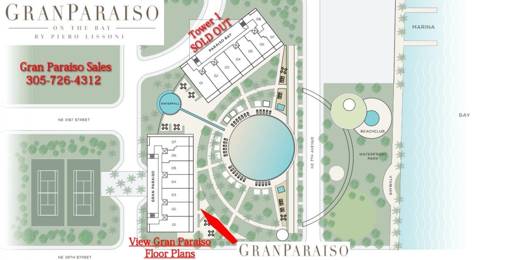 Click to view Gran Paraiso Floor Plans