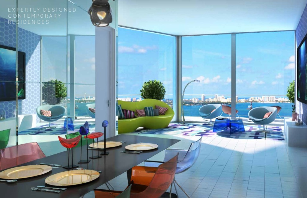 Paraiso BayViews Tower 3 Interior Unit View